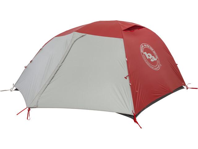 Big Agnes Copper Spur HV2 Expedition Tent red